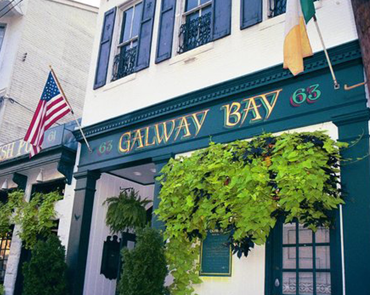 GALWAY BAY // ANNAPOLIS